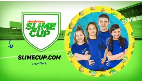NickALive!: Nickelodeon Announces Slime Cup 2016