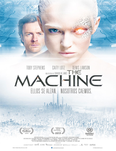 Ver The Machine (2013) Online
