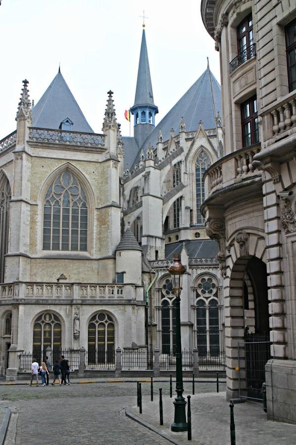 catedral-de-san-miguel-y-santa-gudula, bruselas