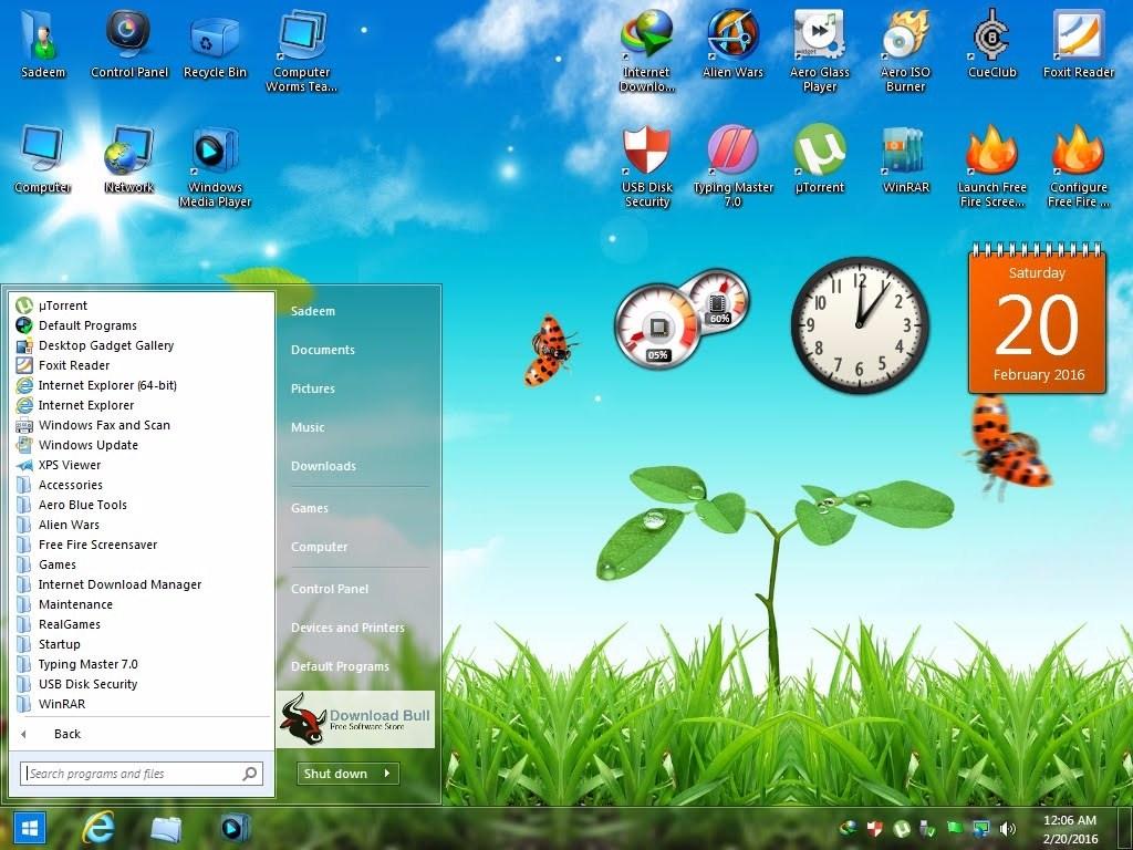 windows 7 64 bits 2018