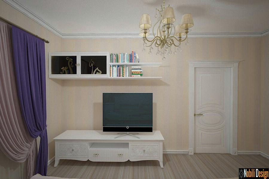 Design interior casa stil clasic Mamaia - Amenajari interioare case Constanta