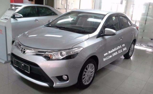 Đánh giá Toyota Vios 2017 ra mắt trong tháng 09/2016