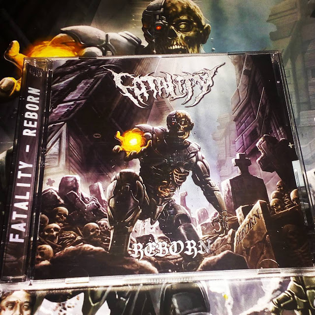 CD Review : Fatality - Reborn   CD Review : Fatality - Reborn   album Review : Fatality - Reborn