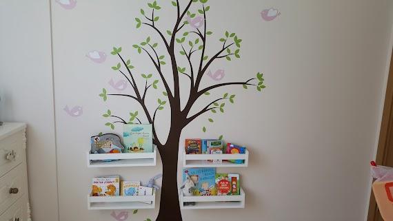 Çocuklar İçin Okuma Köşesi