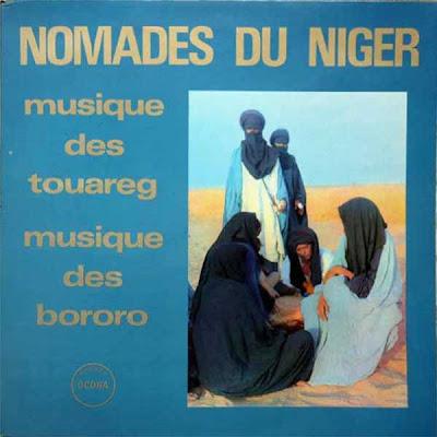(Ocora)Nomades du Niger - Musiques des Touareg & des Bororo (OCR 29,1965)