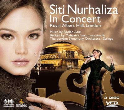 Konsert Siti Nurhaliza Live at Royal Albert Hall London (2005)