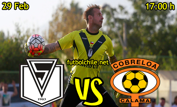 VER STREAM EN VIVO, ONLINE: Santiago Morning vs Cobreloa