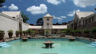 Tempat Wisata di Yogyakarta taman sari