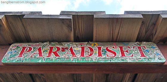 Paradisets naturreservat A