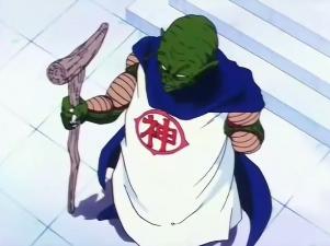 Dragon Ball Dublado: Episódio 125 – A aparição de Kami-Sama