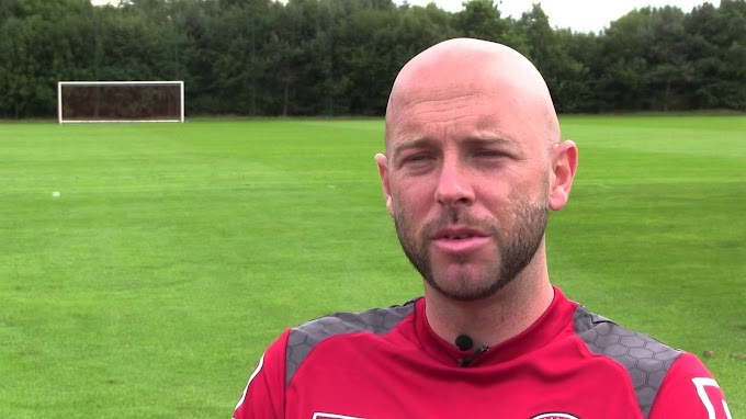 O'Connor Thanks the Fans Following Deadline Day Release