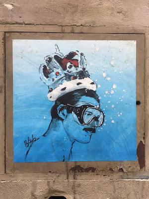 L'arte sa nuotare - Freddie Mercury.