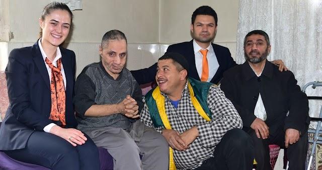 Açık Kapı Urfa'da engelli kişiye çözüm üretti