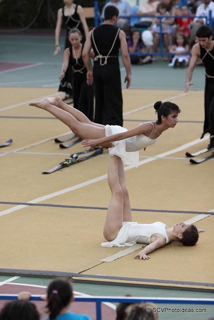Rhythmic Gymnastics III - floor program II