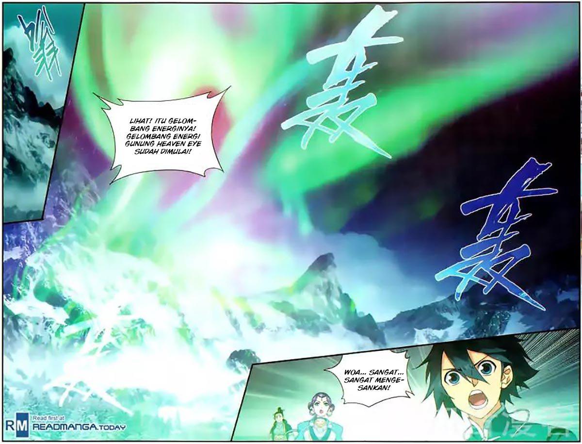 Battle Through Heaven Chapter 232-13