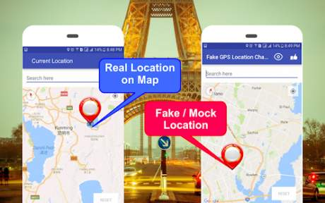 Download Fake GPS location - Fly GPS