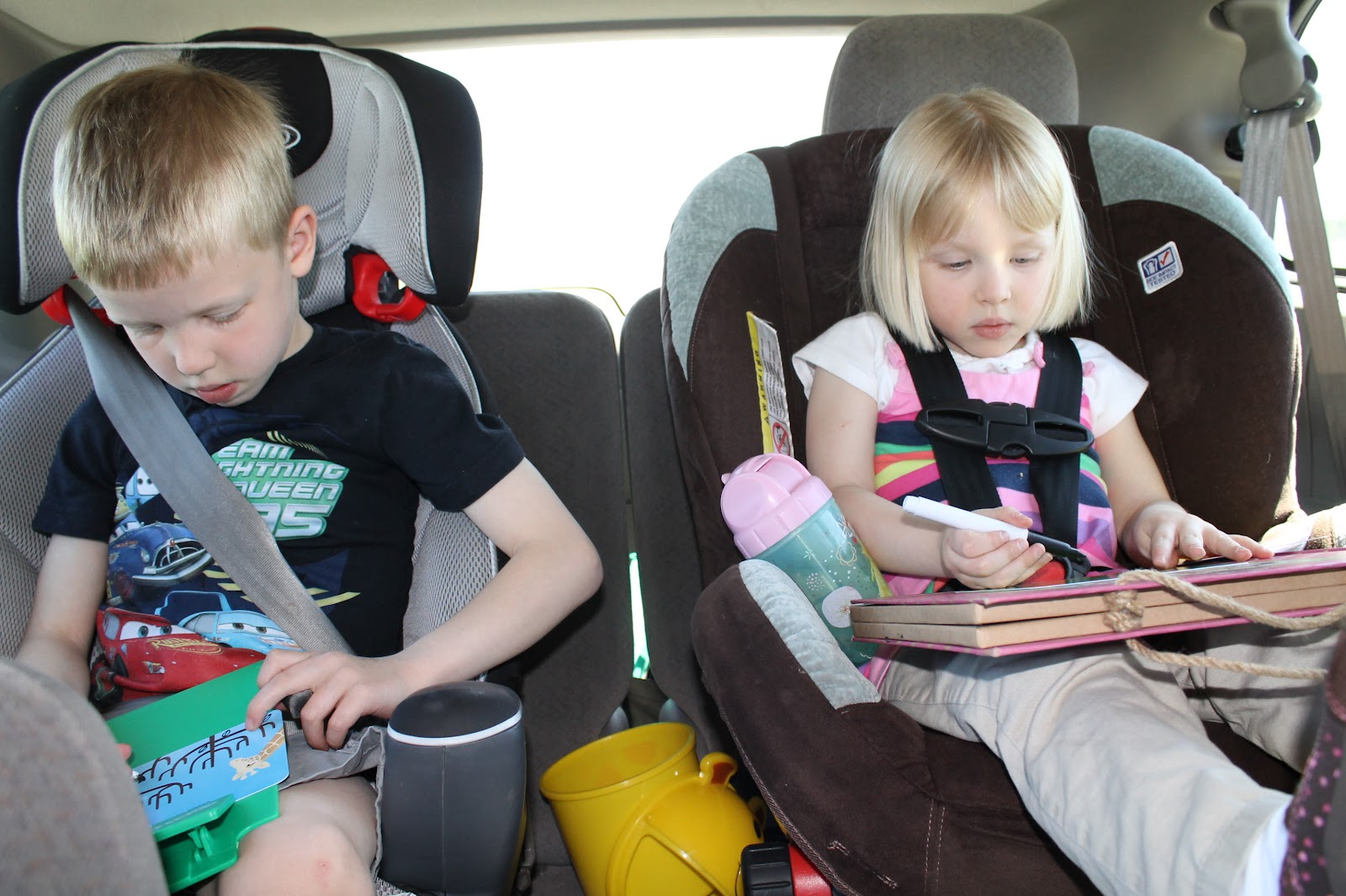 Five Healthy Snack Ideas for Traveling with Kids  The