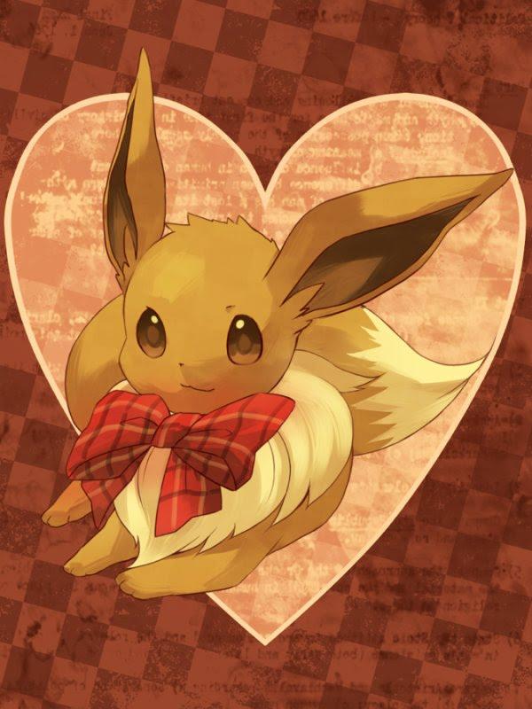 Cute And Adorable Wallpapers Natsumi In Wonderland Eevee