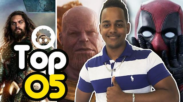 Top 5 Películas de Superhéroes del 2018