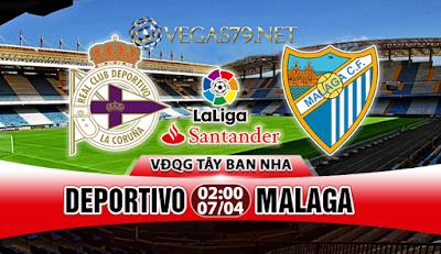 Nhận định bóng đá Deportivo vs Malaga, 02h00 ngày 07/04