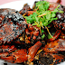 Black Pepper Crab Singapore Style