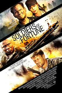 Sinopsis Film Soldiers of Fortune 2012