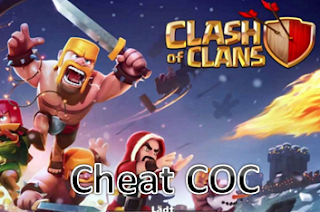 Cheat COC Tanpa Root HP Android