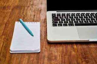 latihan cara menulis artikel sendiri dengan cepat