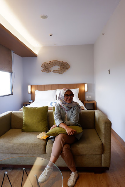 staycation at batiqa hotel cirebon