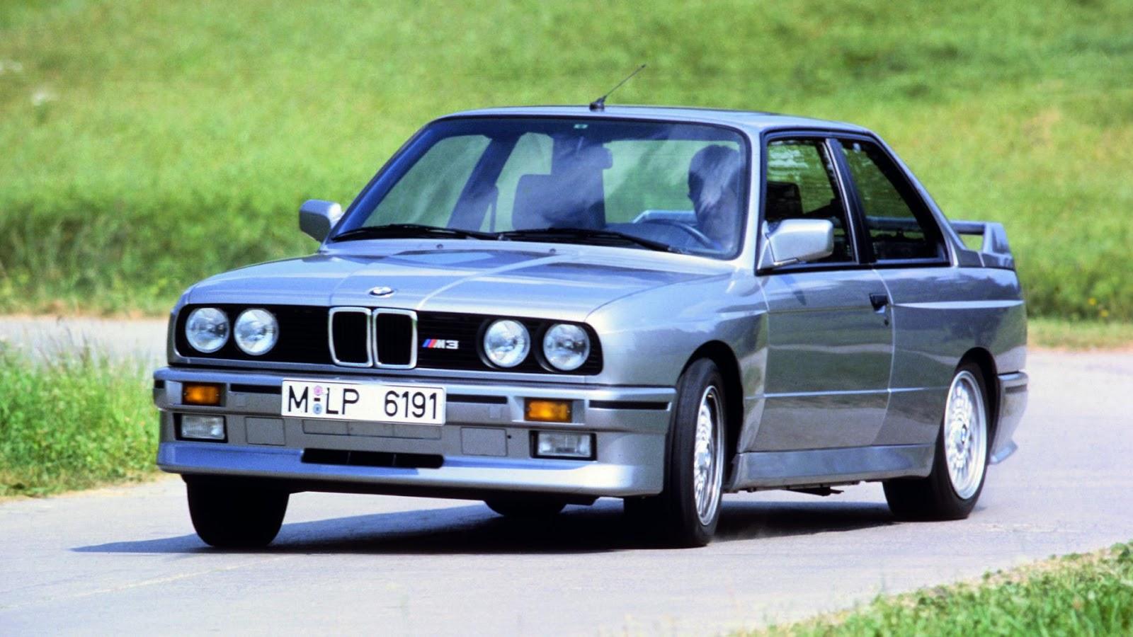 1986-1989 BMW E30 M3