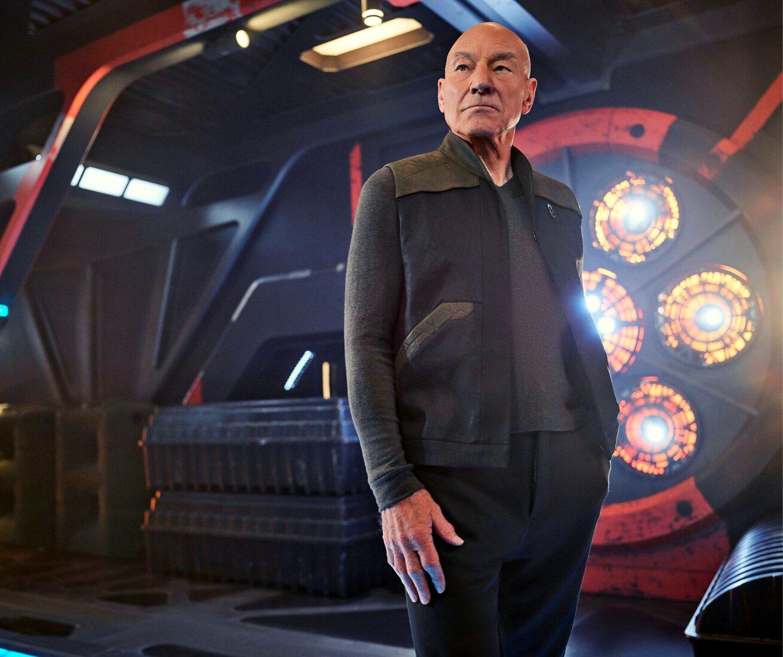 O que esperar de Star Trek Picard?