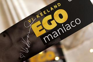 Egomaníaco - Vi Keeland