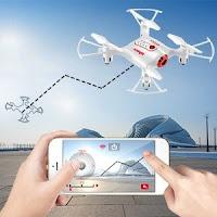 4. Syma X21W mini-drone