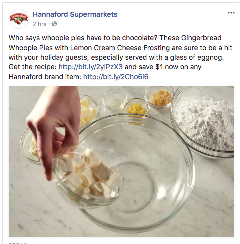https://www.facebook.com/Hannaford/