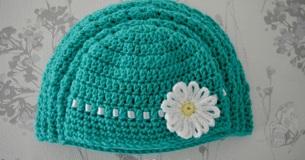 Easy Loop Crochet Flower Daisy Crochet Flower Pattern