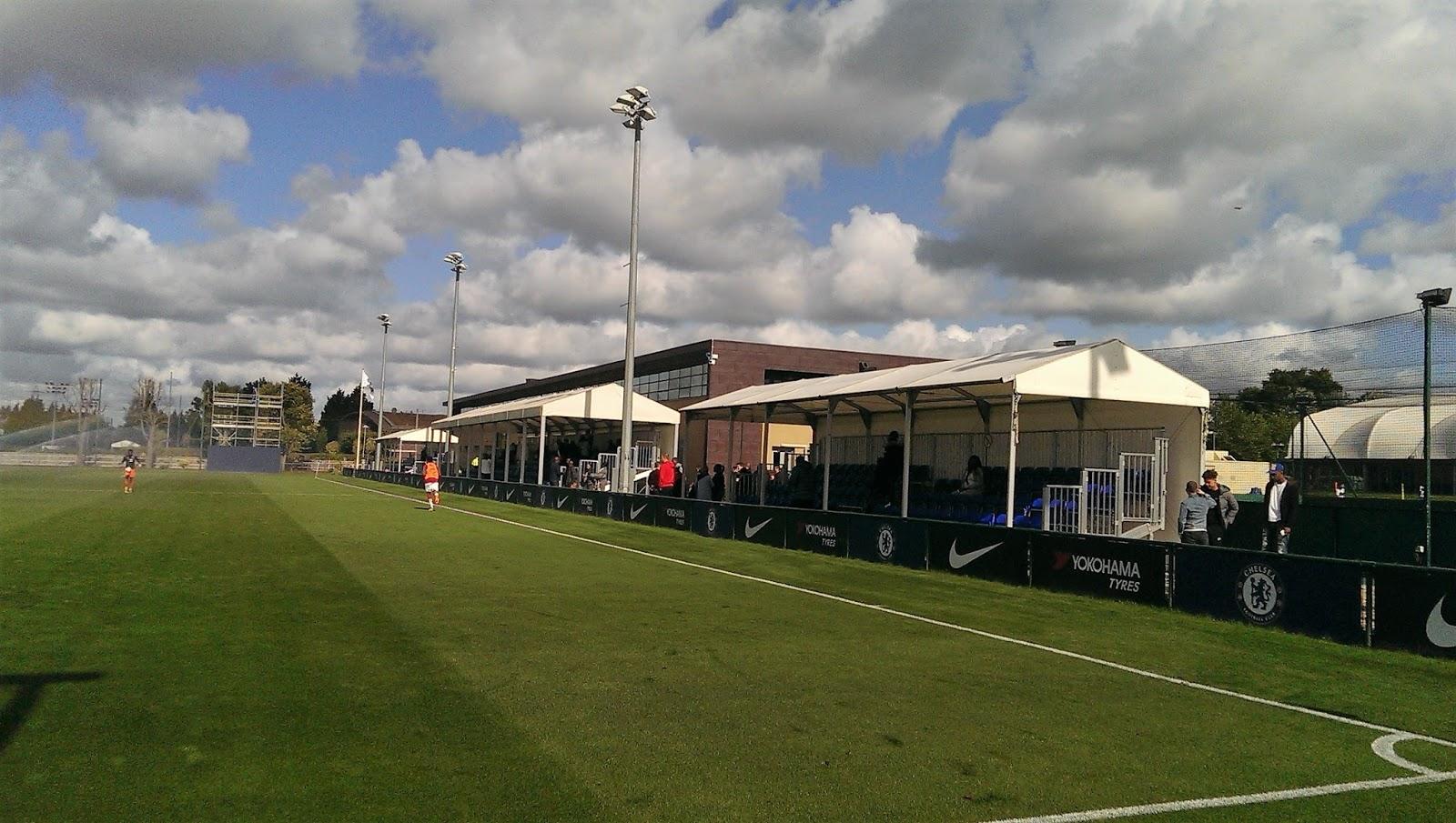 cobham training centre