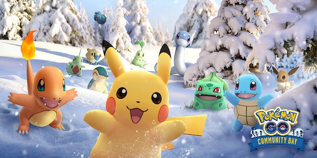 Pokémon GO: Community Day especial