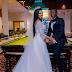 Beautiful photos from Nigerian international footballer Emmanuel Chukwuemeka's wedding