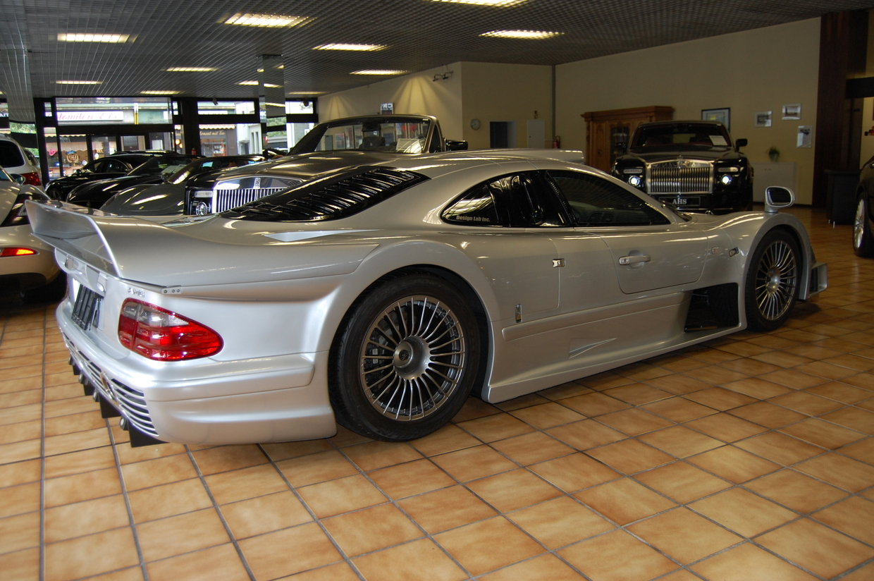 Used BMW 5 Series >> How About A Mercedes-Benz CLK GTR To Cure Your Woes? | Carscoops