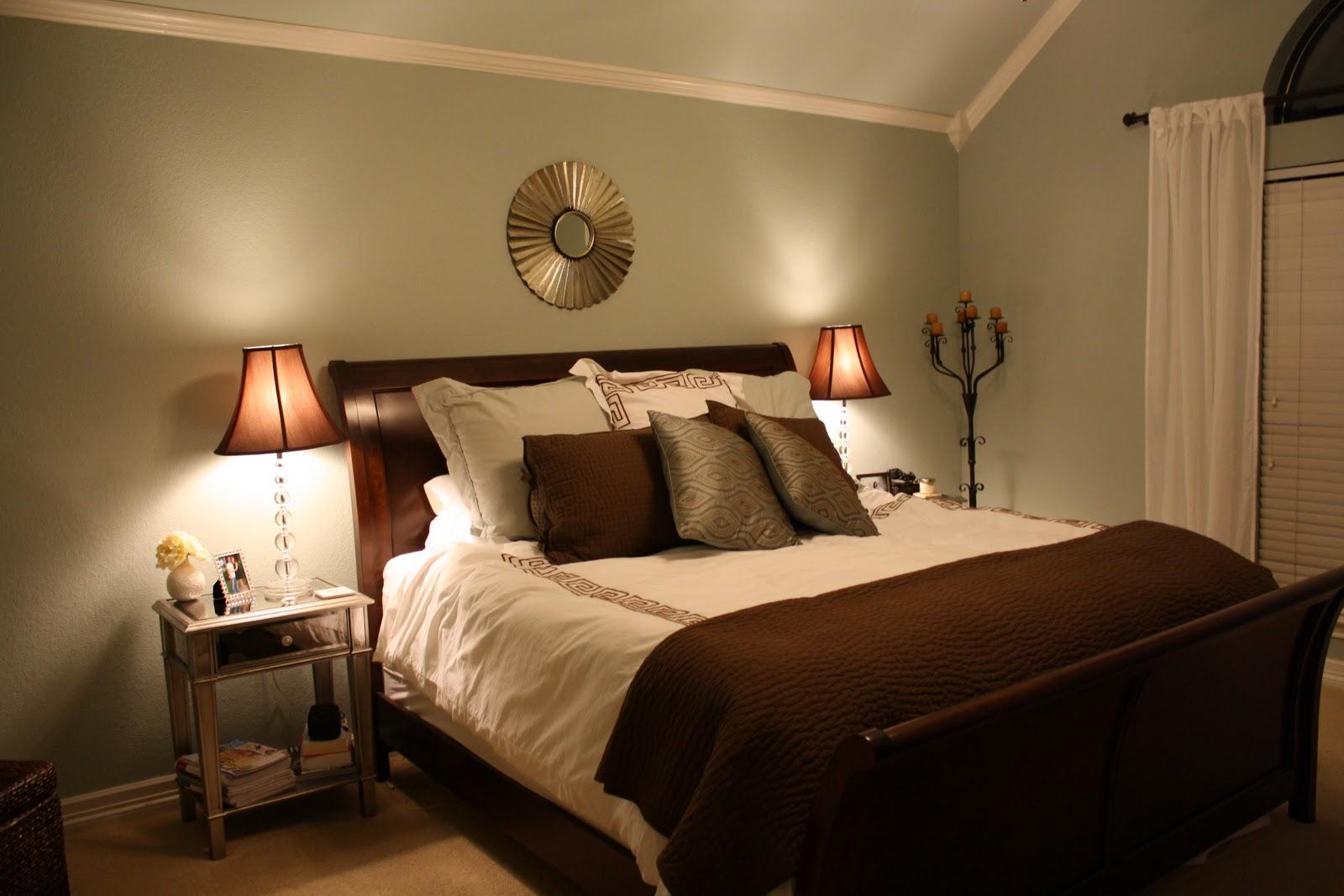 Image Result For Bedroom Color Schemes Blue Brown