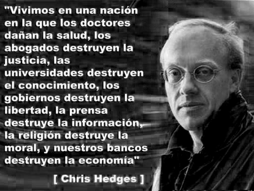 Marxismo cultural Chris%2BHedges