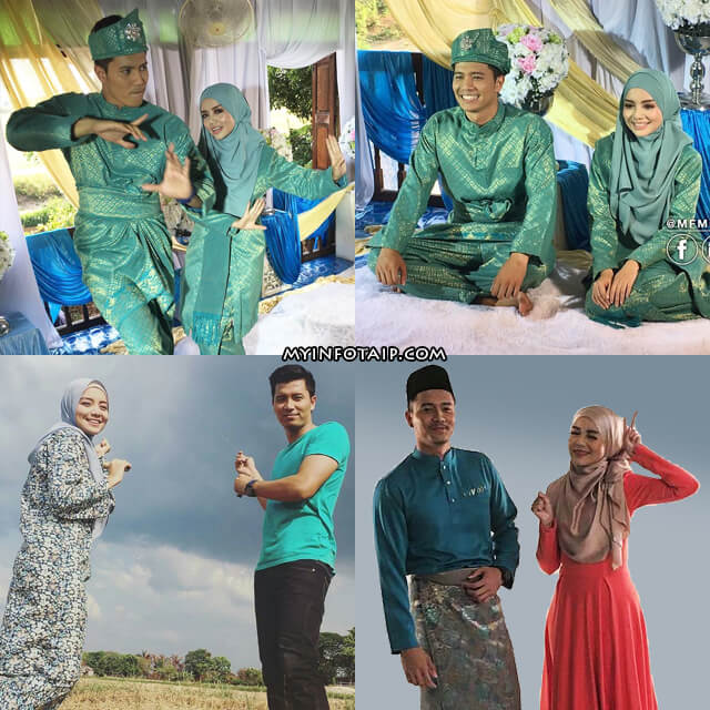 Ketupat Palas Mr Handsome TV3