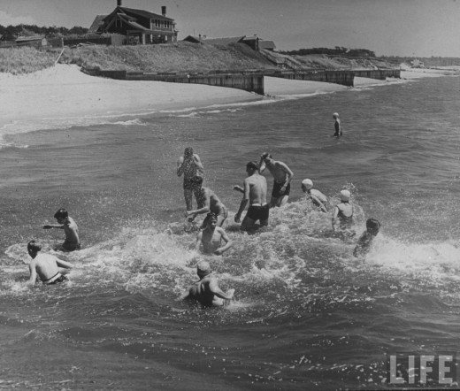 Summer On Cape Cod 1940 Vintage Everyday