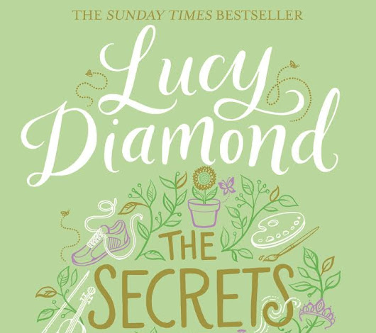 BookReview: The Secrets Of Happiness by Lucy Diamond