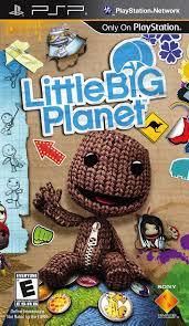 Link Little Big Planet PSP ISO Clubbit