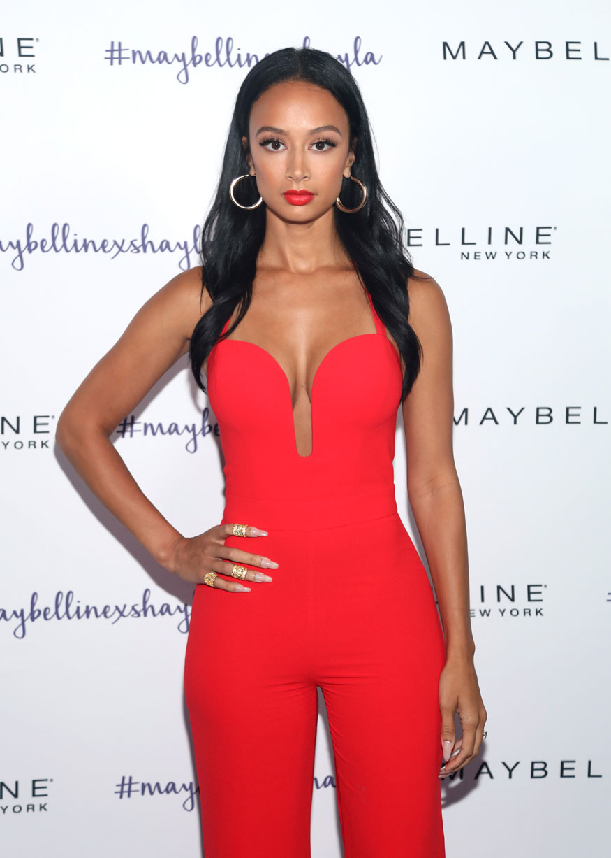 Maybelline's Influencer Launch Event in Los Angeles