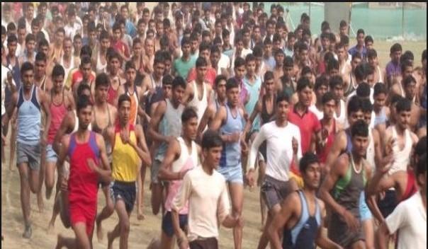 Thoubal  Army Rally, Indian Army Rally, Open Bharti Rally