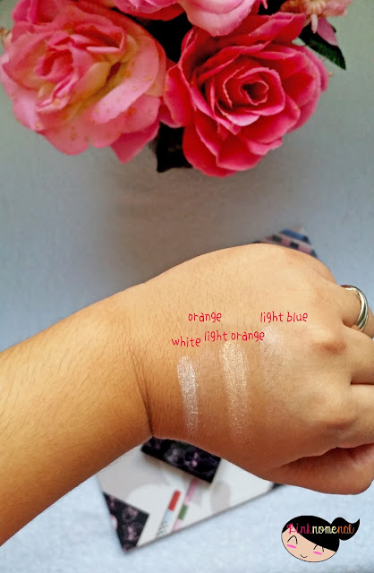 Laneige x Lucky Chouette Multi Face Color swatch - pinknomenal