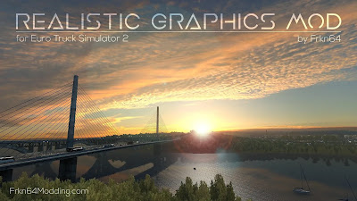 Realistic Graphics Mod v2.1.4 [by Frkn64]