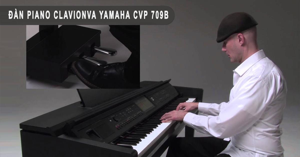 Yamaha Clavinova CVP-709 Digital Piano